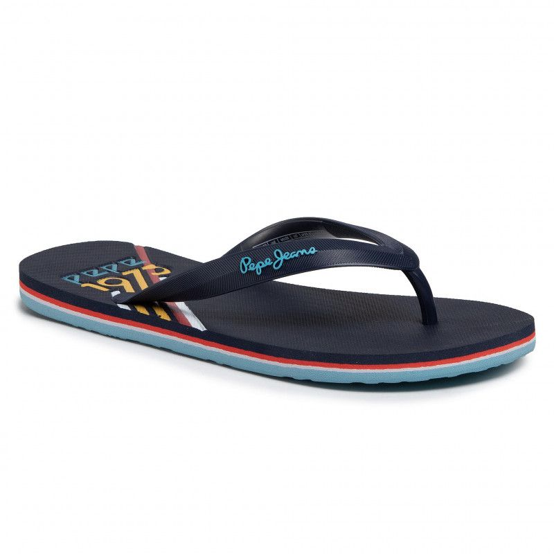 Pepe Jeans whale archive navy