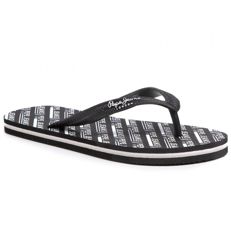 Pepe Jeans swimming all over black