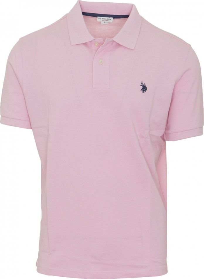 U.S. POLO ASSN. pck of 100 institutional polo pink