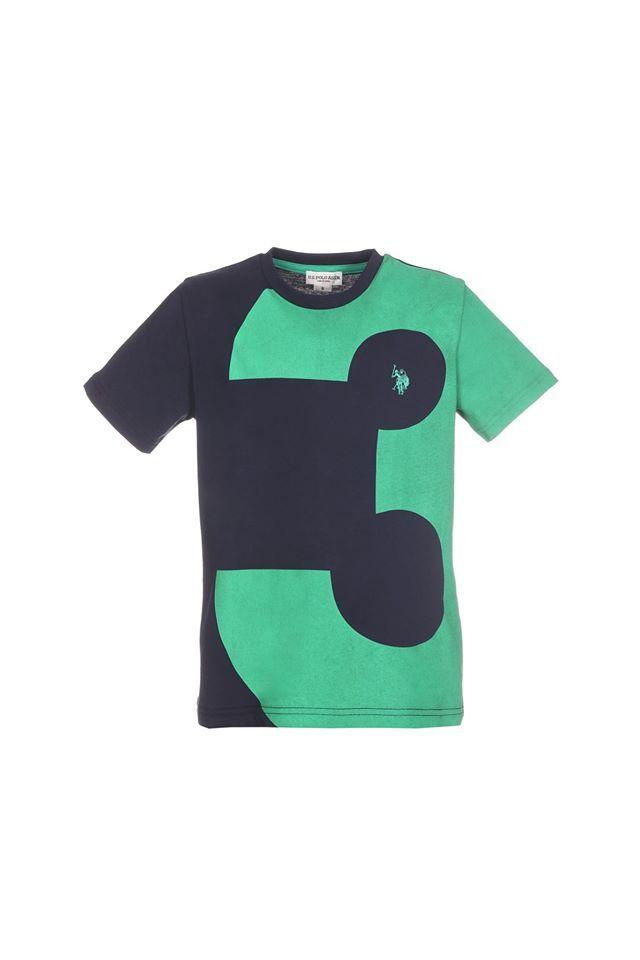 U.S. POLO ASSN. 3dbl horse logo t-shirt