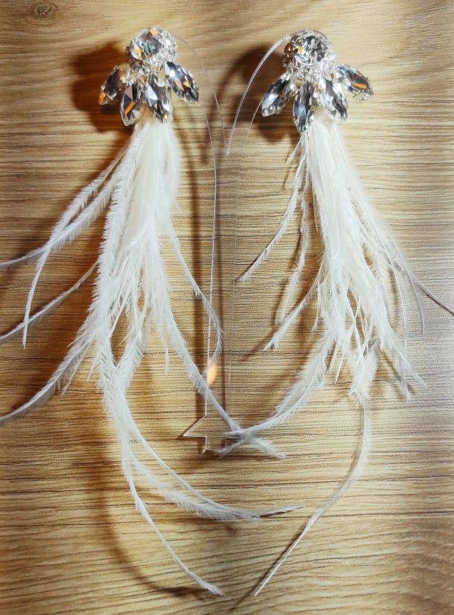 Σκουλαρίκια feather