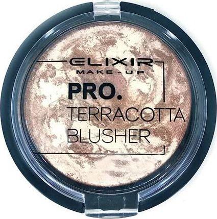 Elixir Make-Up Pro.Terracotta Blusher 353 Obsession