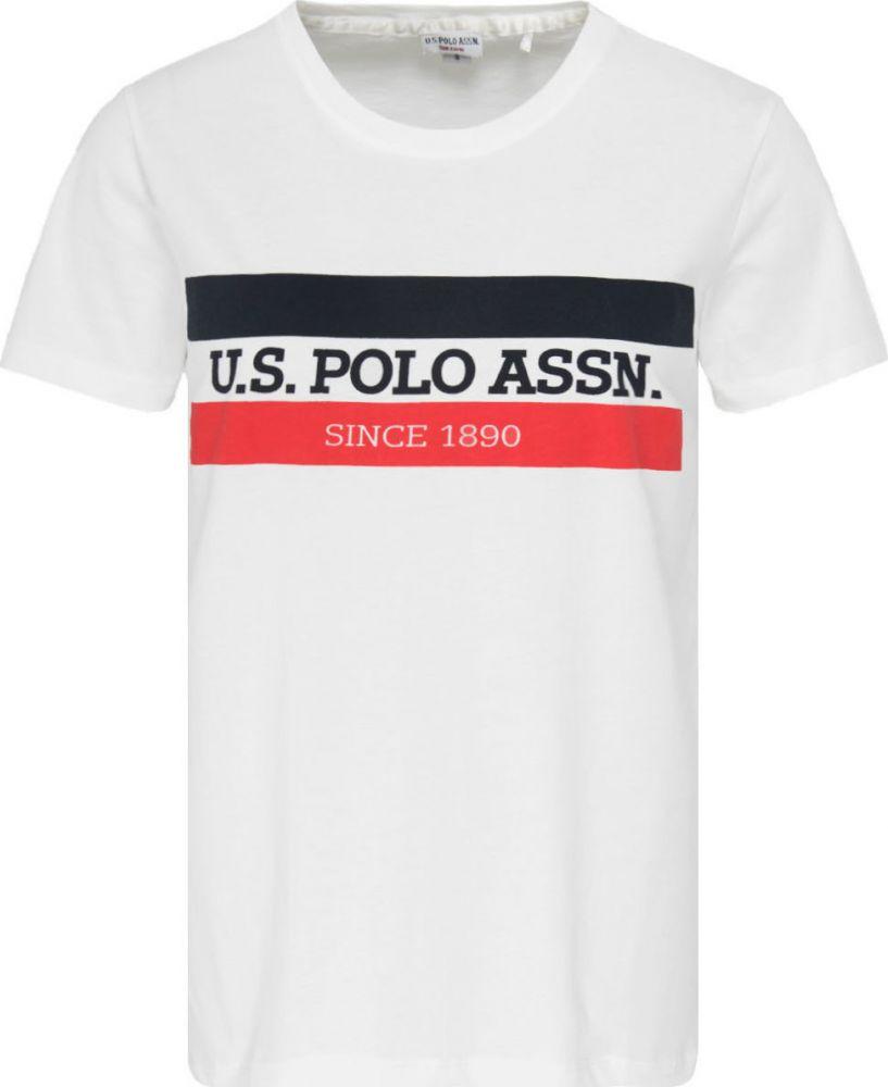 U.S. POLO ASSN. μπλούζα flag