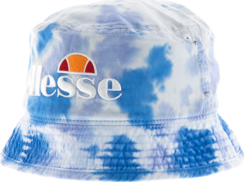 ELLESSE tie dye bucket hat blue