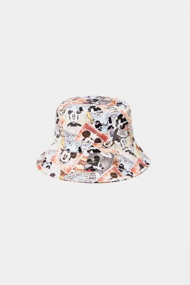 Desigual hat Mickey comic