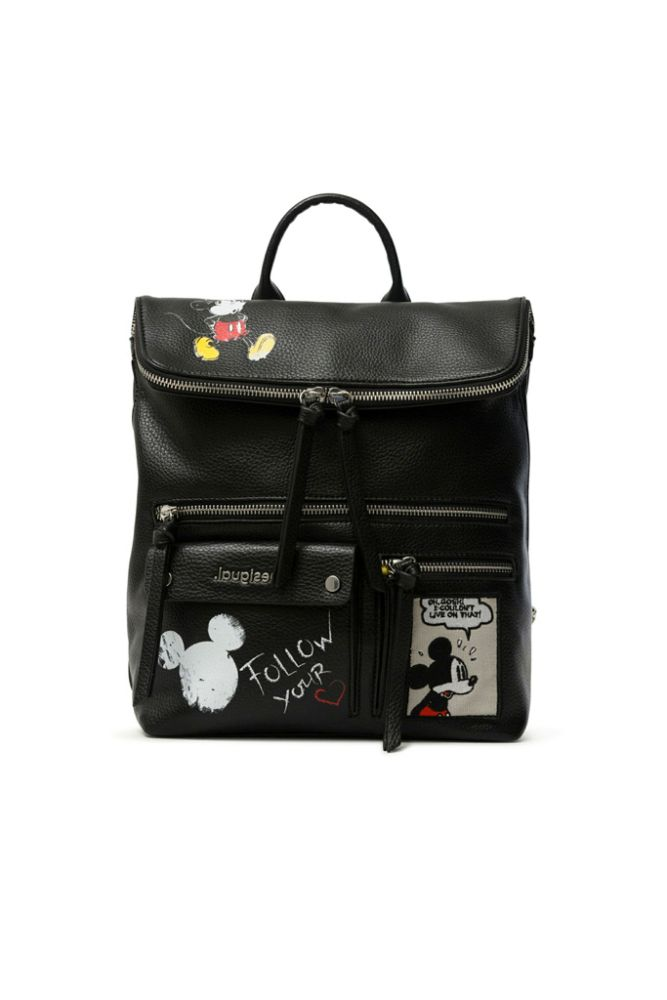Desigual & Disney back Mickey rock Nerano