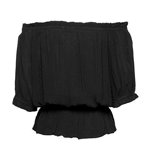 """BYOUNG μπλούζα """"hilda"""" μαύρη"""