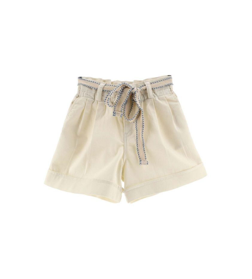 Original Marines cotton shorts off white p7pr