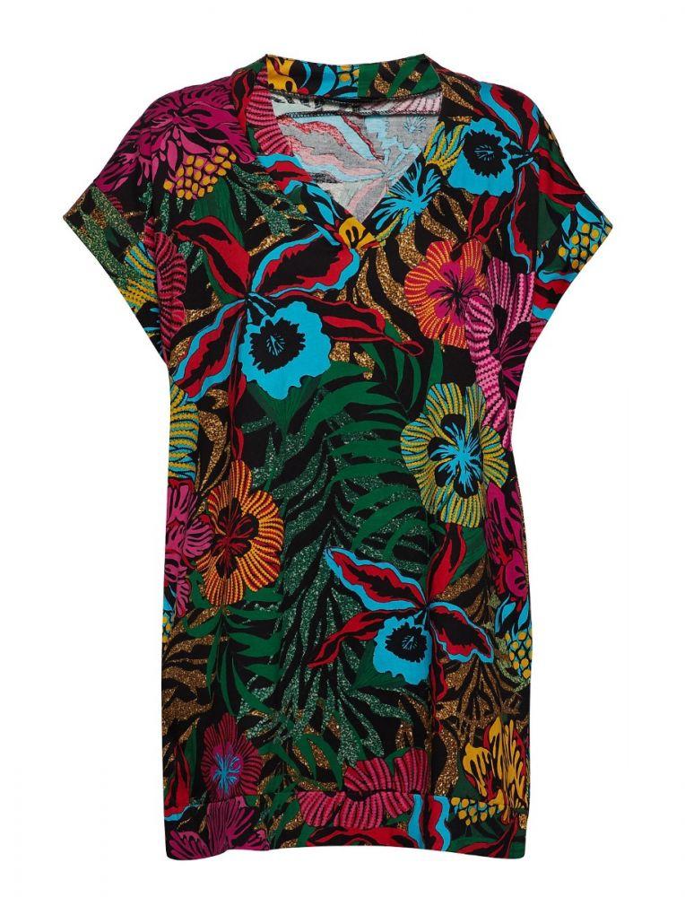 "DESIGUAL φόρεμα - καφτάνι ""xenia"""