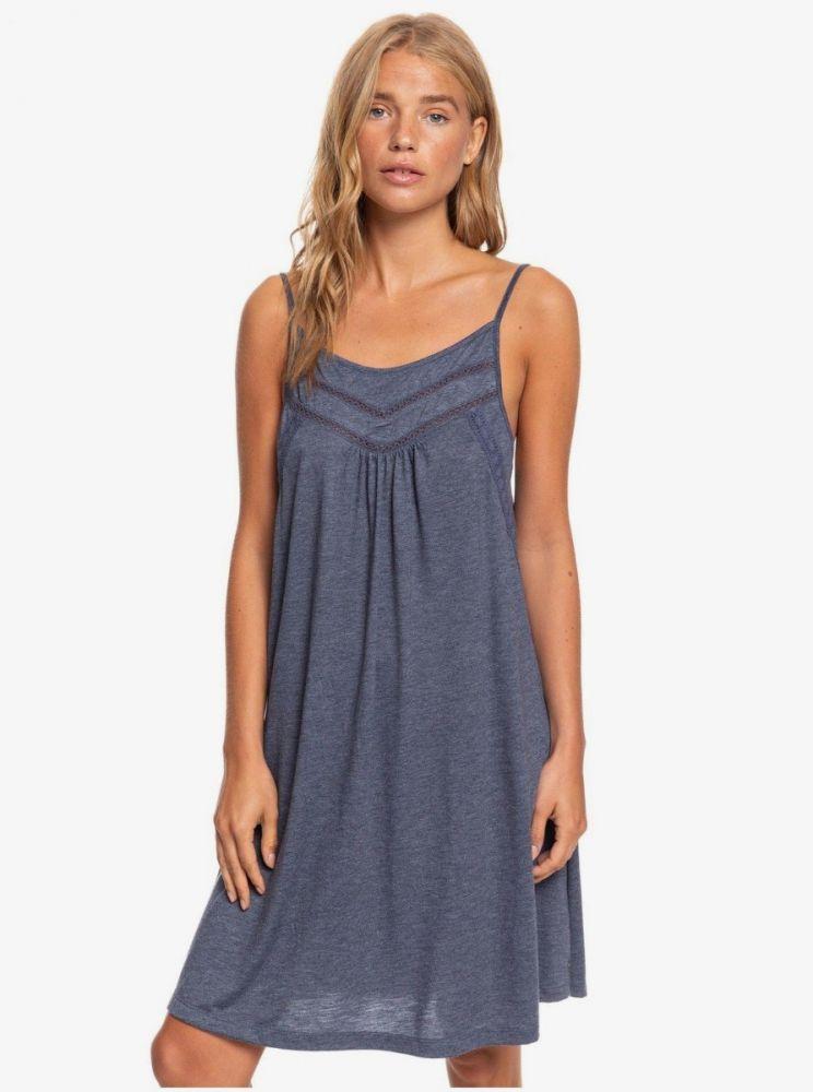 ROXY φόρεμα ERJKD03295 μπλε