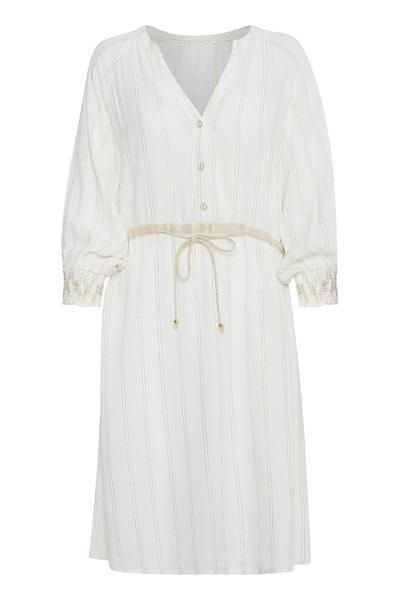 "BYOUNG φόρεμα ""Irin"" λευκό"