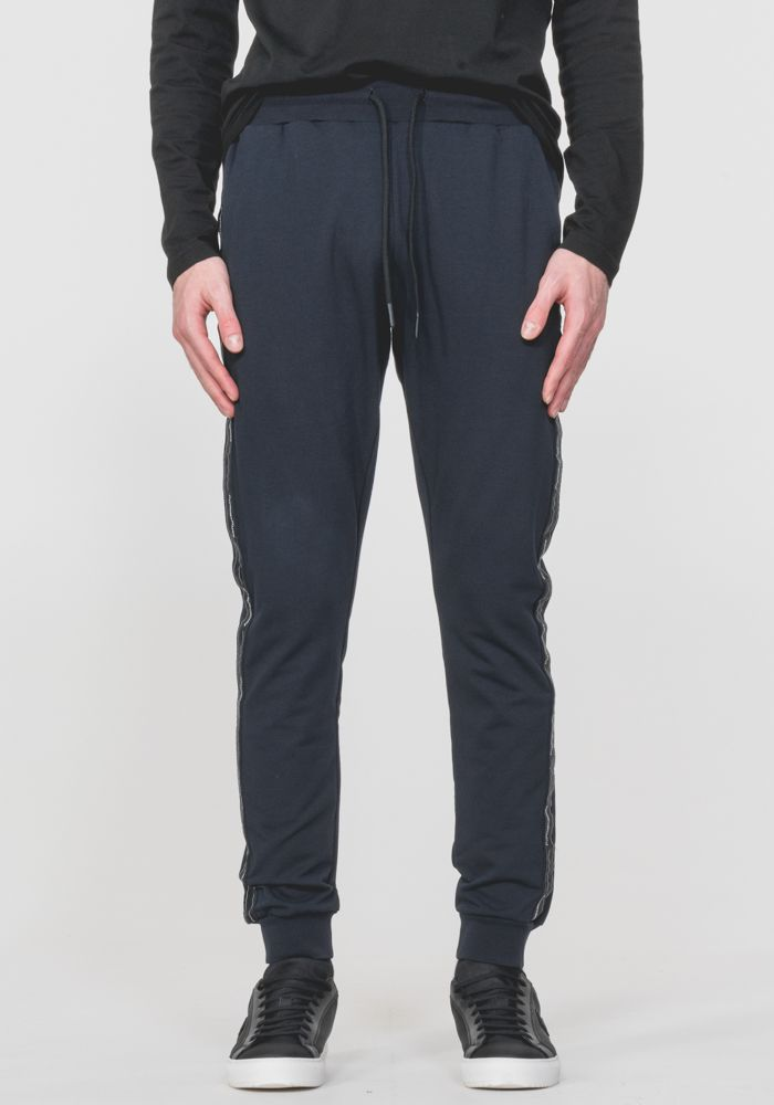 Antony Morato blue ink joggers παντελόνι φόρμας