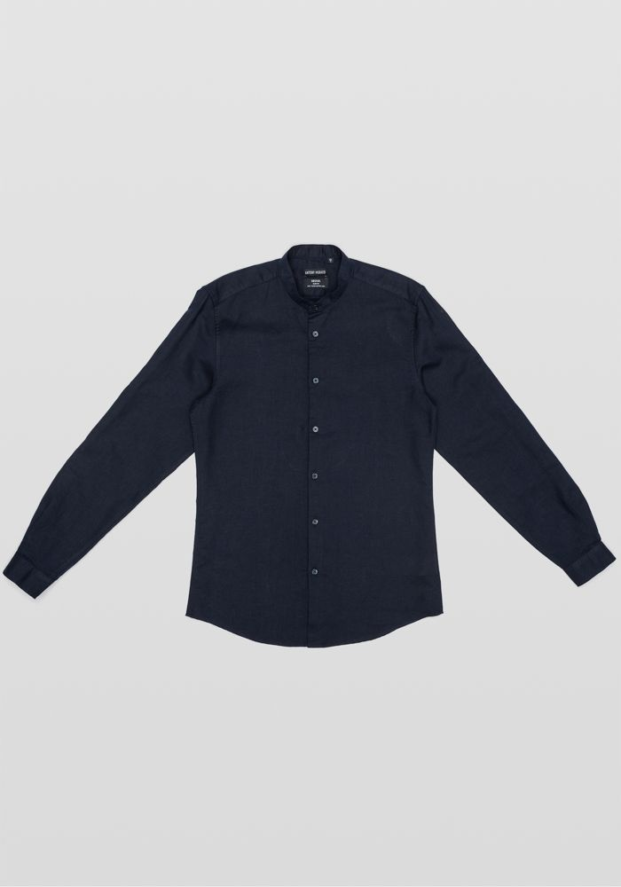 Antony Morato black linen shirt