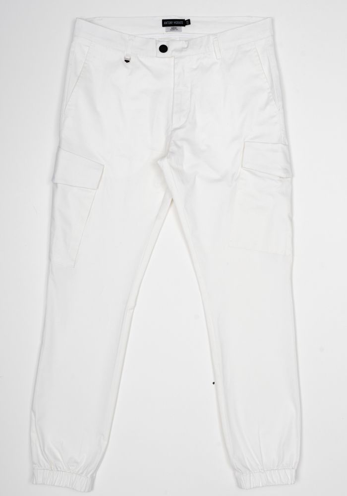 Antony Morato worker trousers white