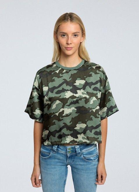 Pepe jeans Annalisa shirt multi