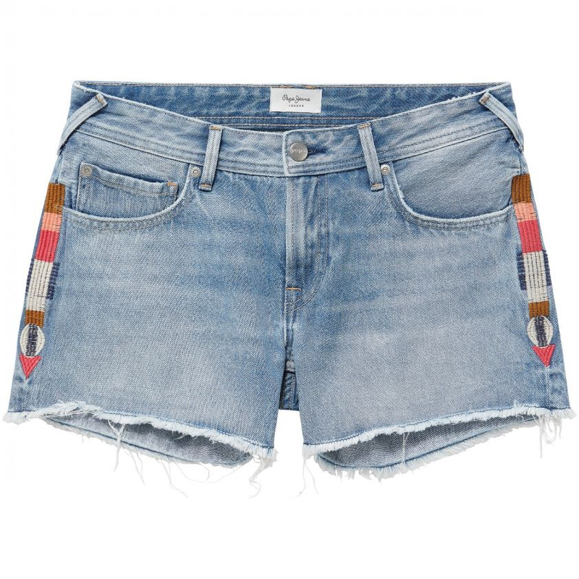Pepe Jeans short thraser rainbow