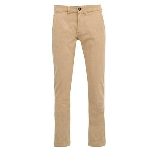 Pepe Jeans men's sloane chinos malt