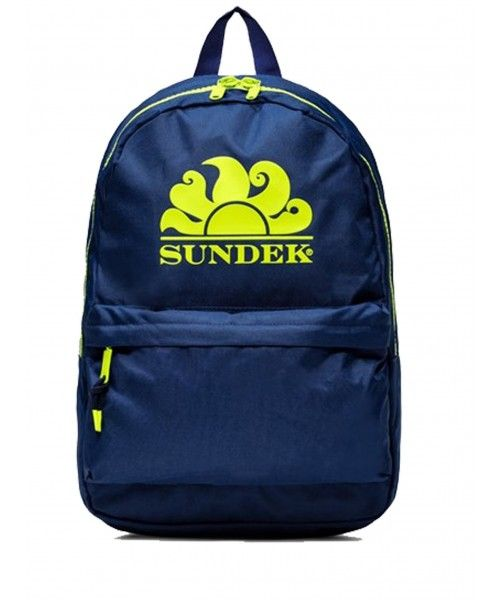 SUNDEK τσάντα πλάτης μπλέ