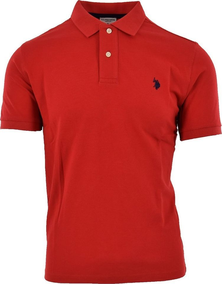 U.S. POLO ASSN. pck of 100 institutional polo red