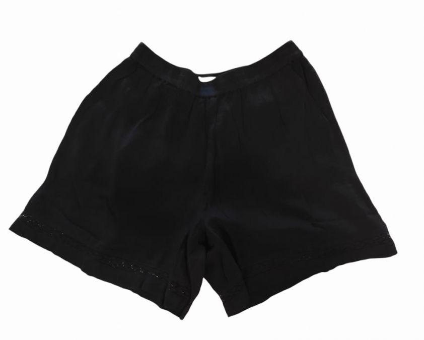 ICHI citro shorts black