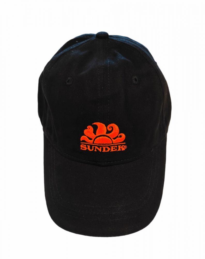 SUNDEK καπέλο μαύρο
