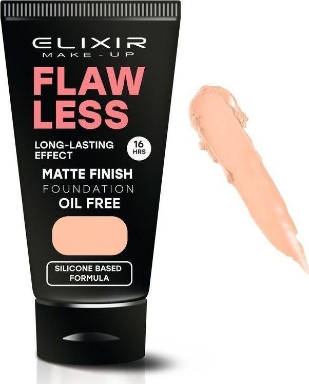 Elixir Make-Up Make Up Matte Finish Foundation 365 Natural Beige 30ml