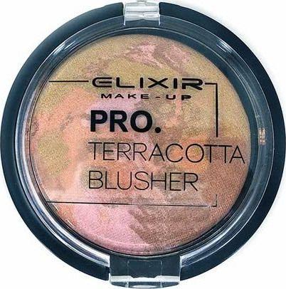 Elixir Make-Up Pro.Terracotta Blusher 354 Sahara Diamond