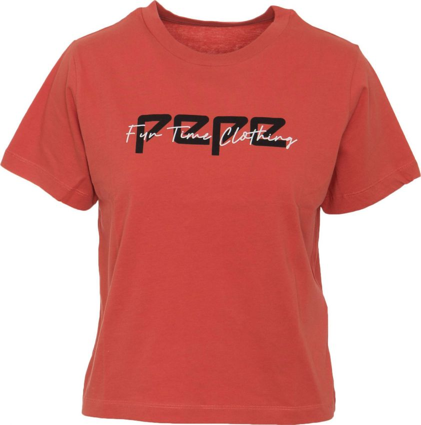 Pepe Jeans μπλούζα logo