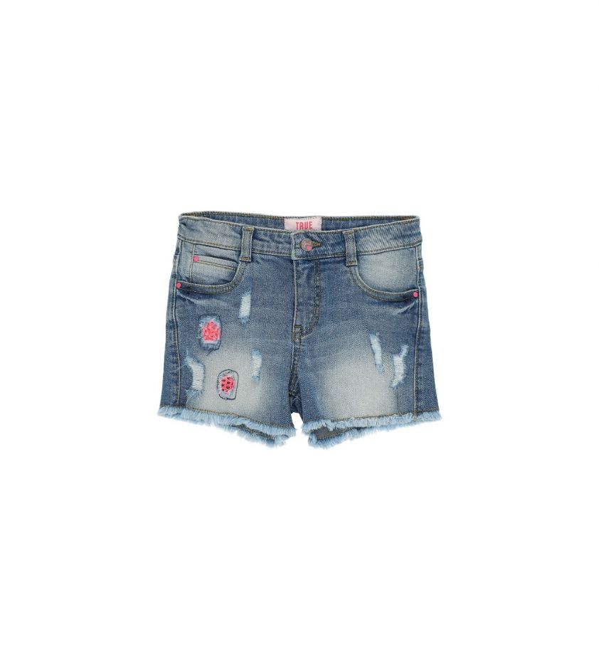 Original Marines girl jean shorts whes