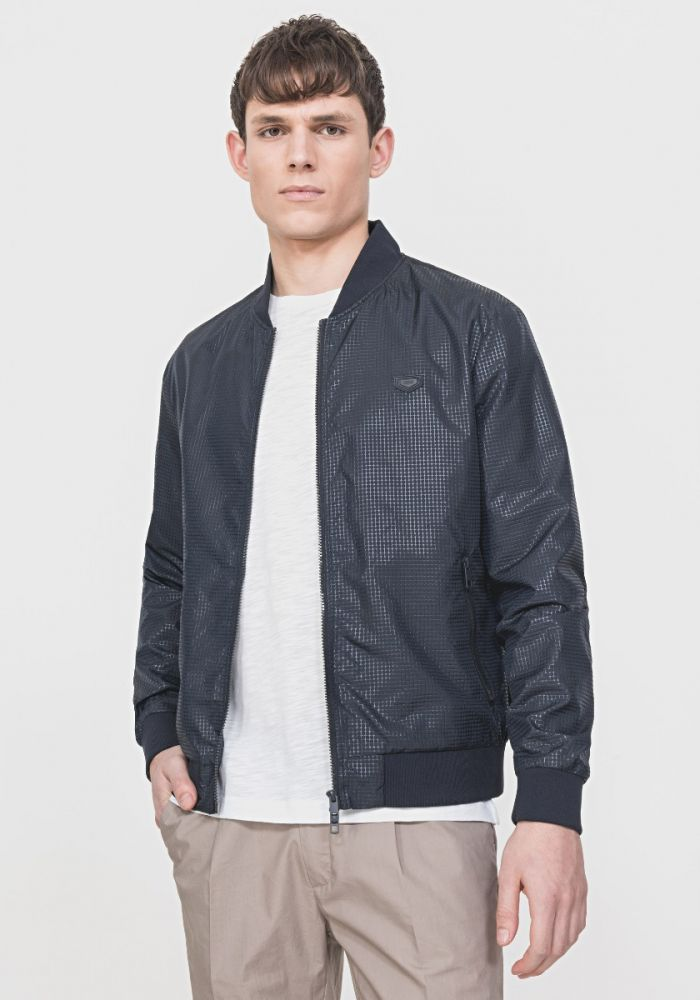 ANTONY MORATO bomber jacket in a hi tech fabric