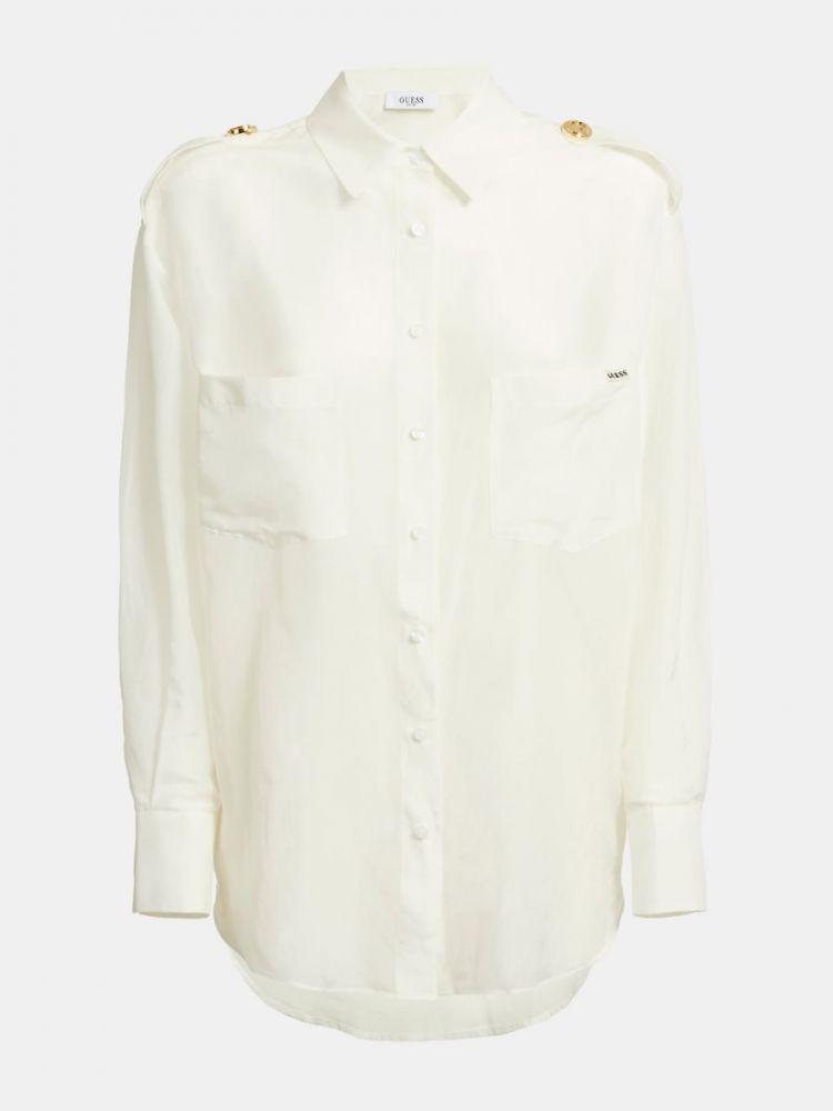 Guess Button Iconic Shirt