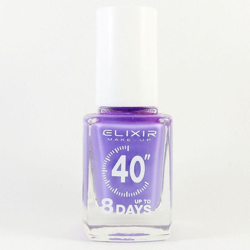 Elixir Βερνίκι 40″ & Up to 8 Days 13ml – 37