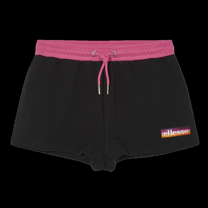 ELLESSE γυναικείο σορτς TANG ροζ - μαύρο