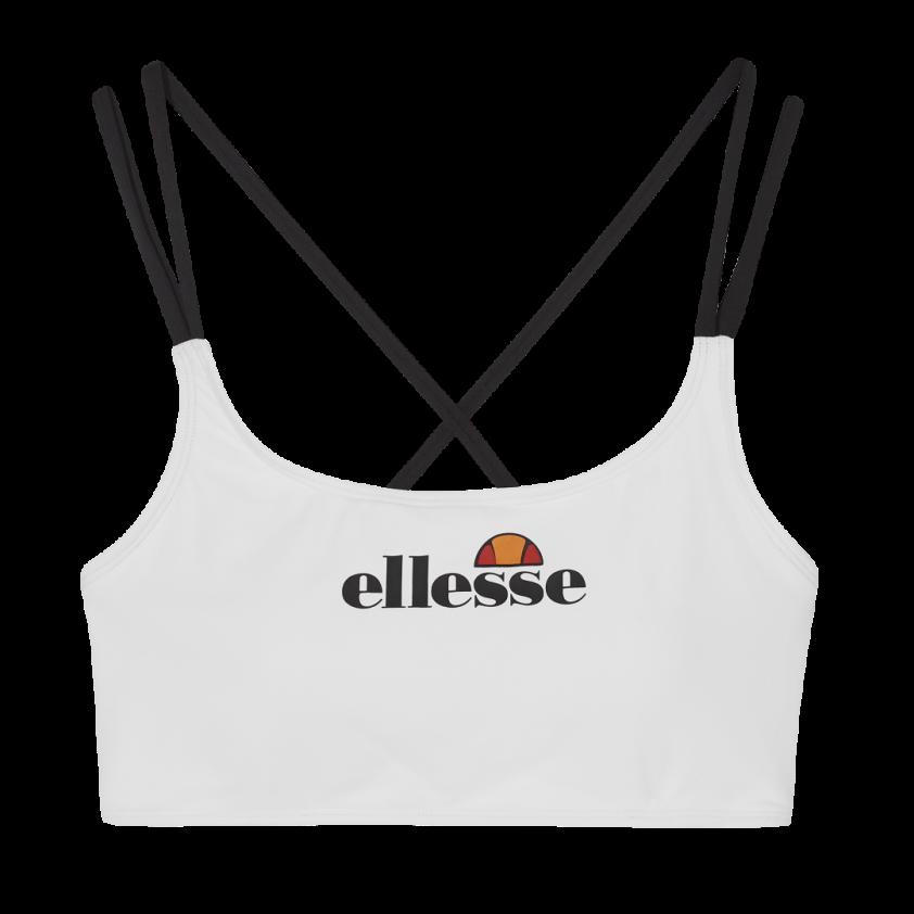 ELLESSE rosca bikini top white