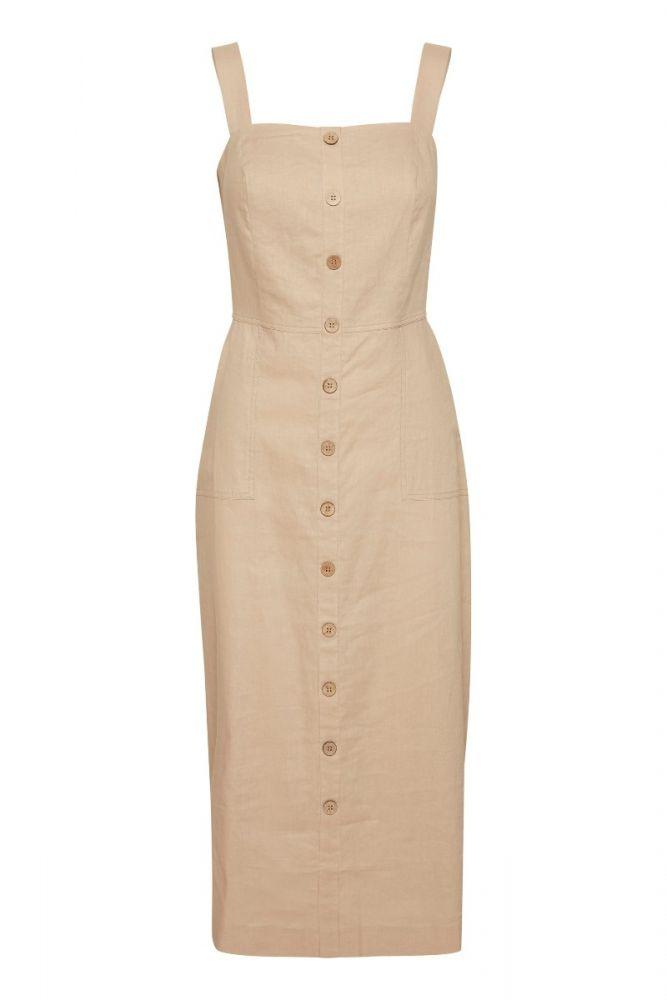 BYOUNG dream dress beige