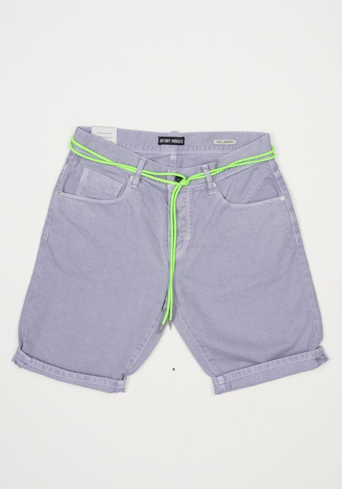 Antony Morato virtual paradise shorts lilac
