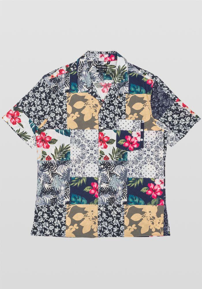 Antony Morato multicolore short sleeves shirt 168472