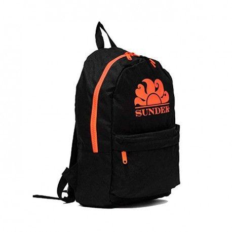 SUNDEK τσάντα πλάτης μαύρη